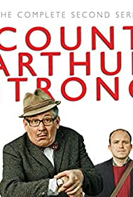Steve Delaney and Rory Kinnear in Count Arthur Strong (2013)