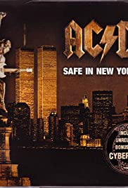 AC/DC: Safe in New York City Poster
