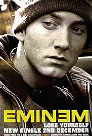 Eminem: Lose Yourself Poster