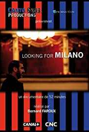 Looking for Milano Poster