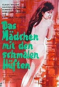 Hannelore Elsner in Das Mädchen mit den schmalen Hüften (1961)