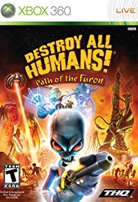 Primary photo for Destroy All Humans: Path of the Furon