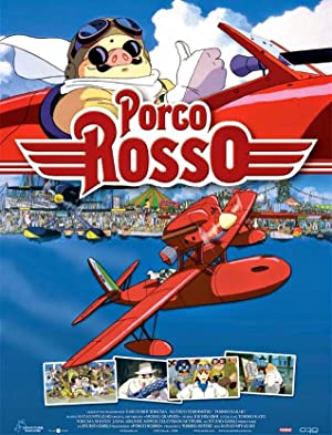 Porco Rosso Poster Image