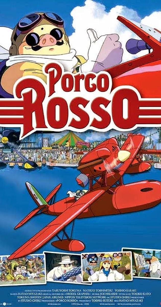 Subtitle of Porco Rosso