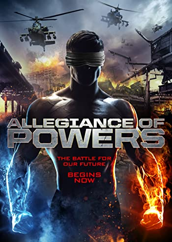 Allegiance Of Powers 2016 480p HDRip Dual Audio In Hindi 300MB
