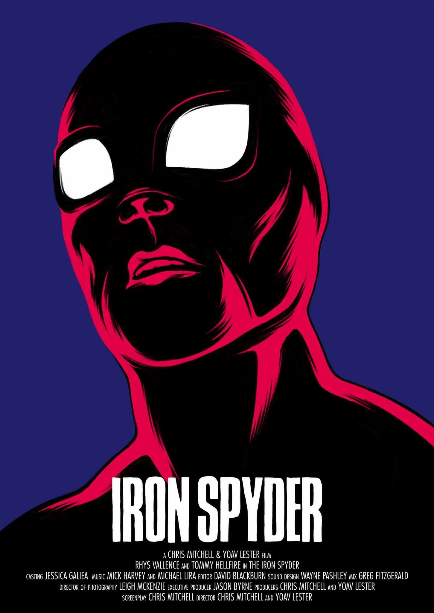 Iron Spyder