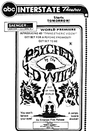 Psyched by the 4D Witch (A Tale of Demonology) Poster