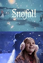 Snøfall Poster