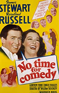 Downloadable movie netflix No Time for Comedy [Mp4]