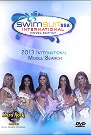 Swimsuit USA International Model Search Poster