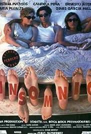 Insomnio(1998) Poster - Movie Forum, Cast, Reviews