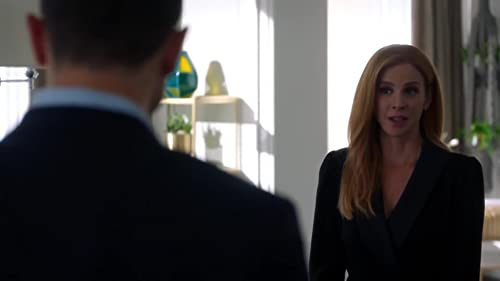 Suits: Thomas Wants To Know What Harvey Means To Donna
