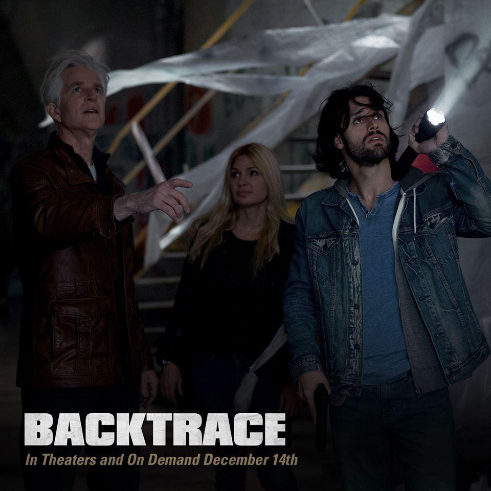 Matthew Modine, nm0931291, and Ryan Guzman in Backtrace (2018)