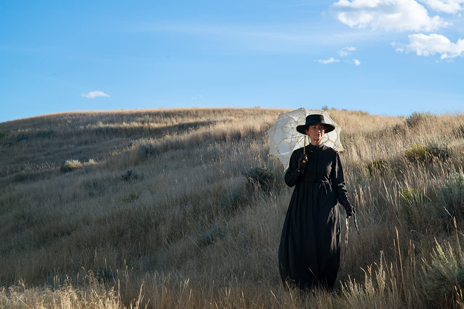 Kathy Baker in The Ballad of Lefty Brown (2017)