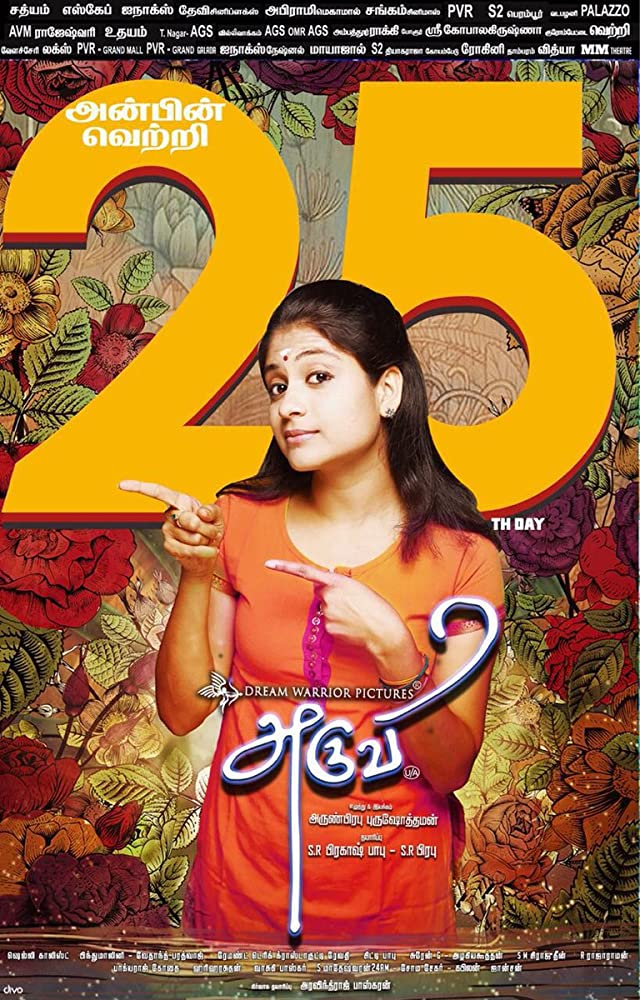 Aruvi 2020 Hindi Dubbed 720p HDRip -Top Rated