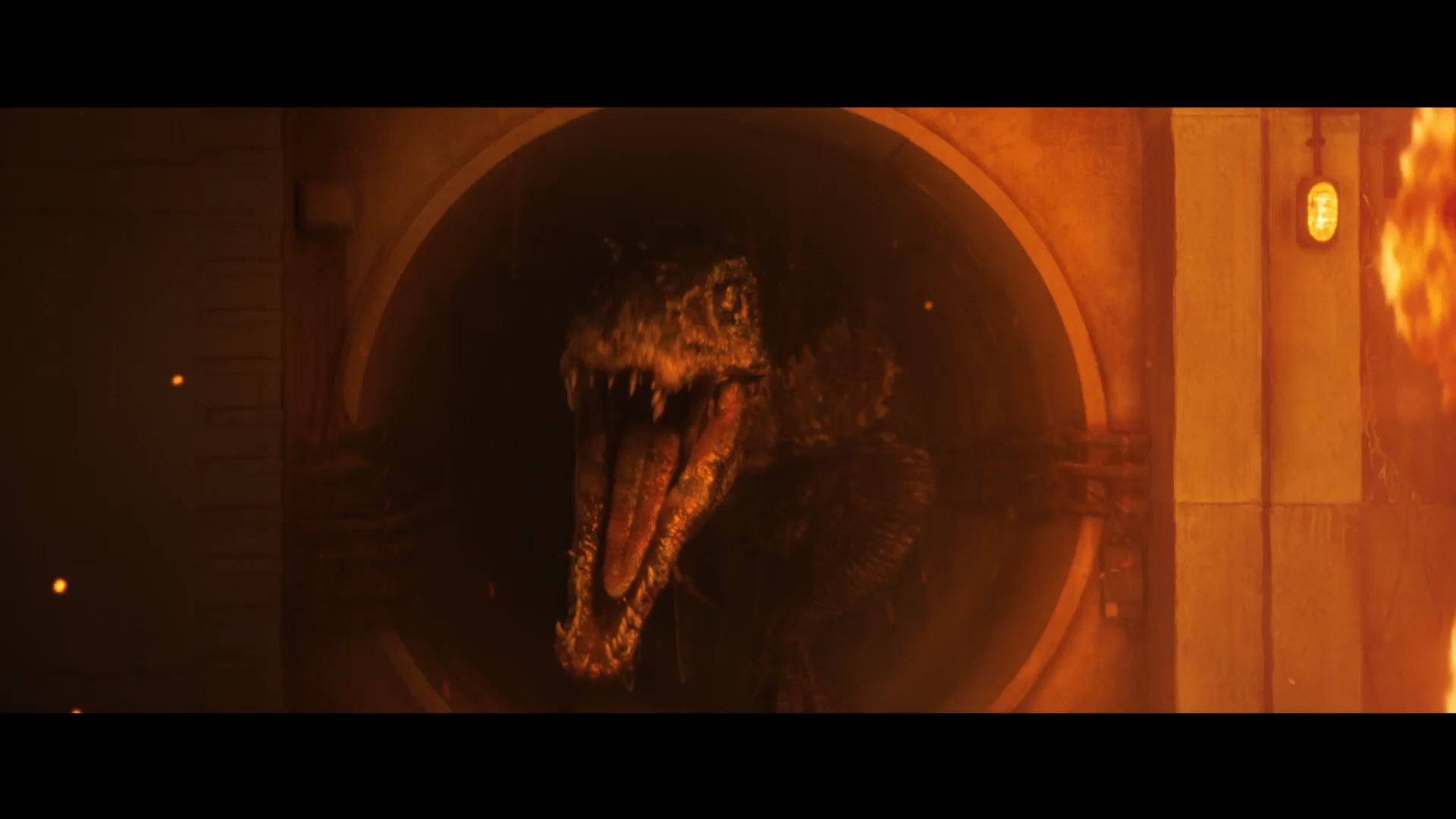 The Jurassic World: Fallen Kingdom