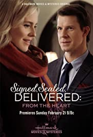Signed, Sealed, Delivered: From the Heart Poster