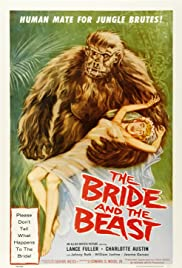 The Bride and the Beast(1958) Poster - Movie Forum, Cast, Reviews