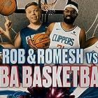Rob Beckett and Romesh Ranganathan in NBA Basketball (2020)