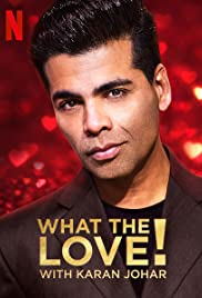 What the Love! with Karan Johar Poster