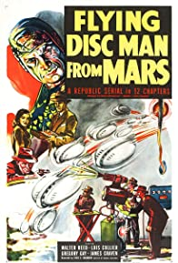 Primary photo for Flying Disc Man from Mars