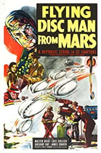 Flying Disc Man from Mars Fred C. Brannon