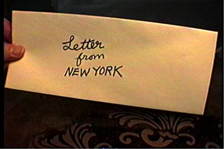 Top movie torrents downloaded Letter from New York by none [WEBRip]