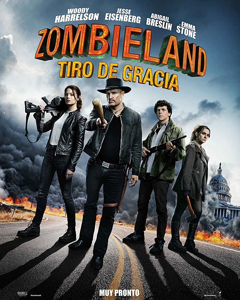 Zombieland Double Tap 2020 Bangla Dubbed ORG Movie 720p BluRay 900MB x264 MKV