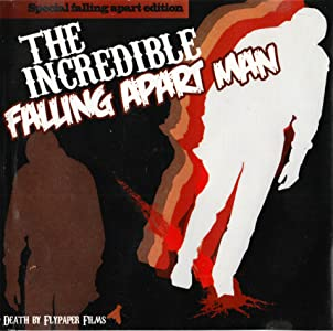 MP4 movie torrents downloads The Incredible Falling Apart Man [1280p]