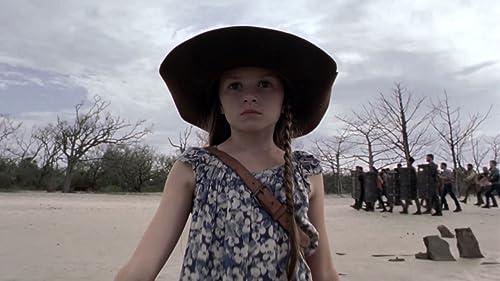 The Walking Dead: The Troops March In