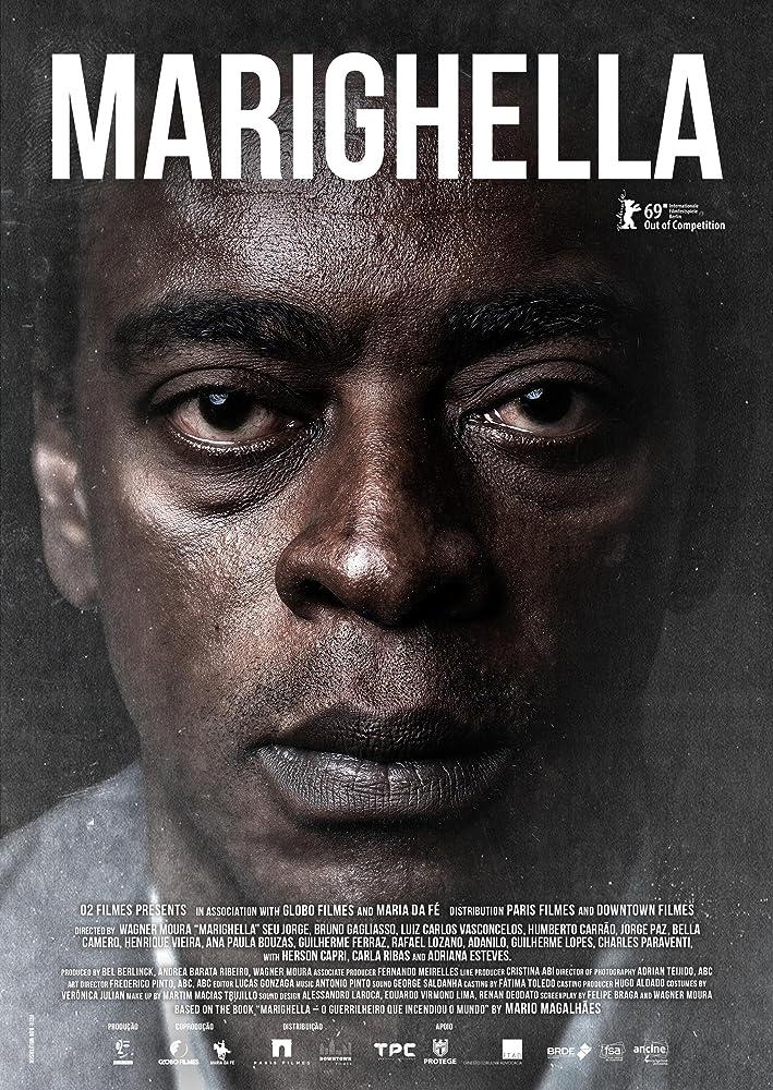 Marighella (2019)