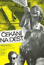 Cekání na dést Poster