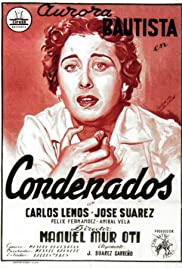 Condenados Poster
