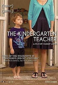 Primary photo for The Kindergarten Teacher