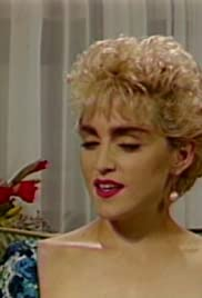 Madonna: The Jane Pauley Interview Poster