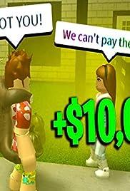 Clip Poke Clip Paying Random People On Roblox Bloxburg - pokes roblox name