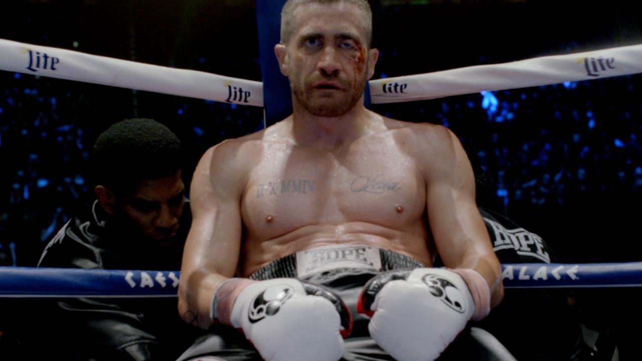 Jake Gyllenhaal in Southpaw (2015)
