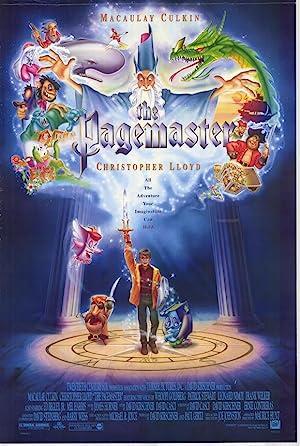 Permalink to Movie The Pagemaster (1994)