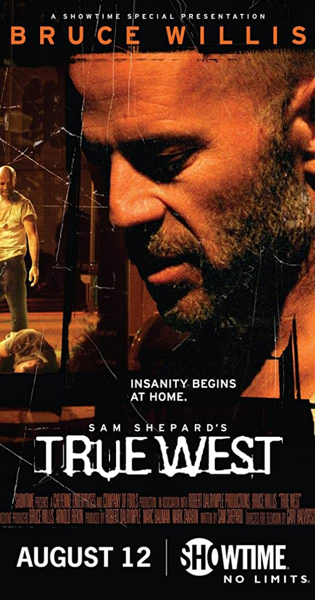 True West TV Movie 2002 IMDb