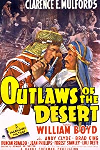Outlaws of the Desert USA