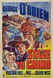 Stage to Chino (1940) Poster - Movie Forum, Cast, Reviews