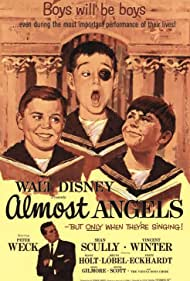 Almost Angels (1963) Poster - Movie Forum, Cast, Reviews