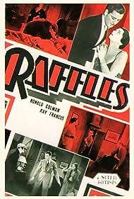 Raffles (1930) Poster - Movie Forum, Cast, Reviews