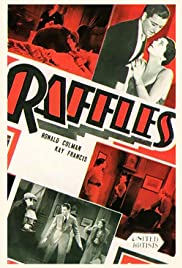 Raffles (1930) Poster - Movie Forum, Cast, Reviews