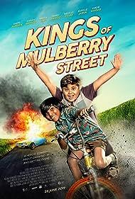 Aaqil Hoosen and Shaan Nathoo in Kings of Mulberry Street (2019)