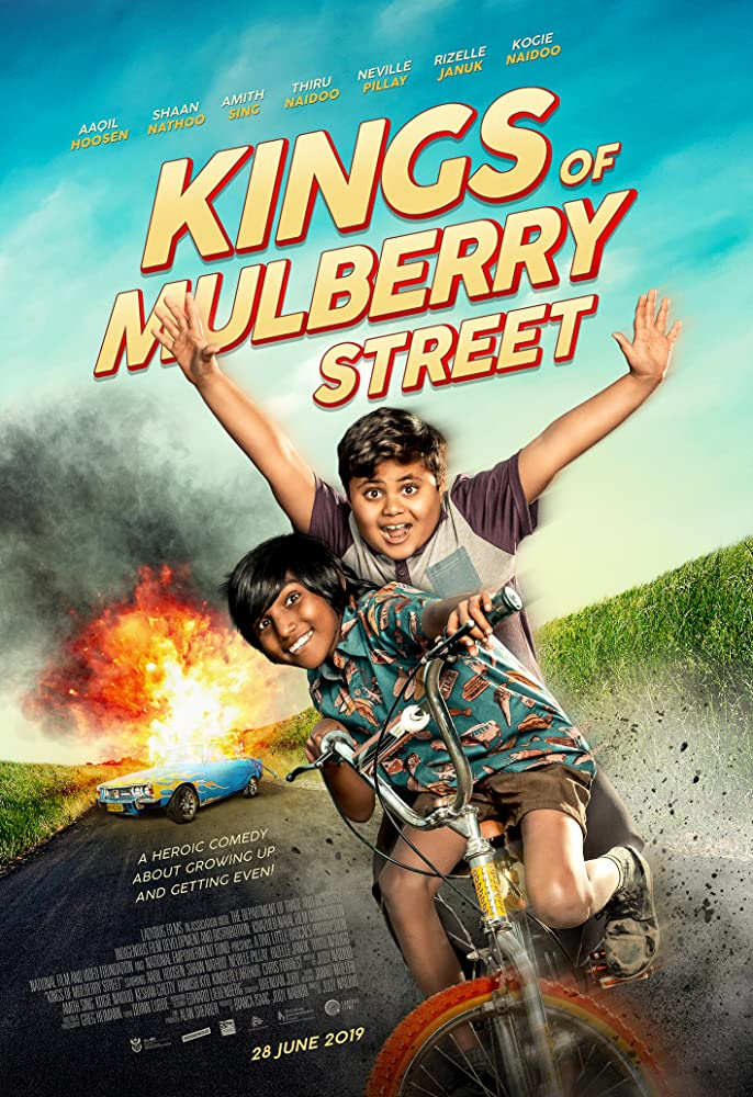 Kings of Mulberry Street 2019 English 277MB HDRip Download