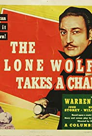 Eric Blore and Warren William in The Lone Wolf Takes a Chance (1941)