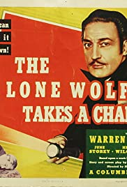 The Lone Wolf Takes a Chance Poster