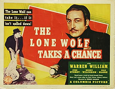 HD movies direct download The Lone Wolf Takes a Chance [720x320]