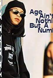 Aaliyah: Age Ain't Nothing But a Number Poster